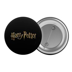 Harry Potter Logo Rozet